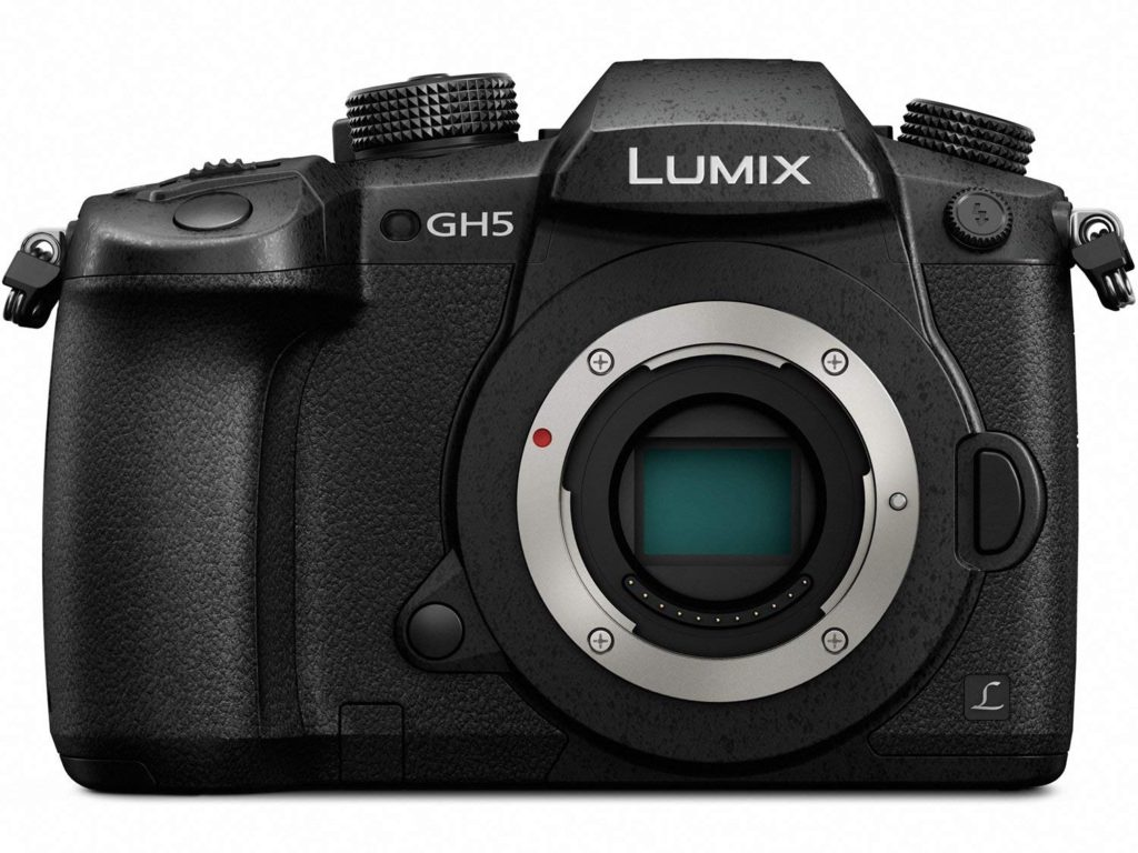 Panasonic Lumix G5 Camera