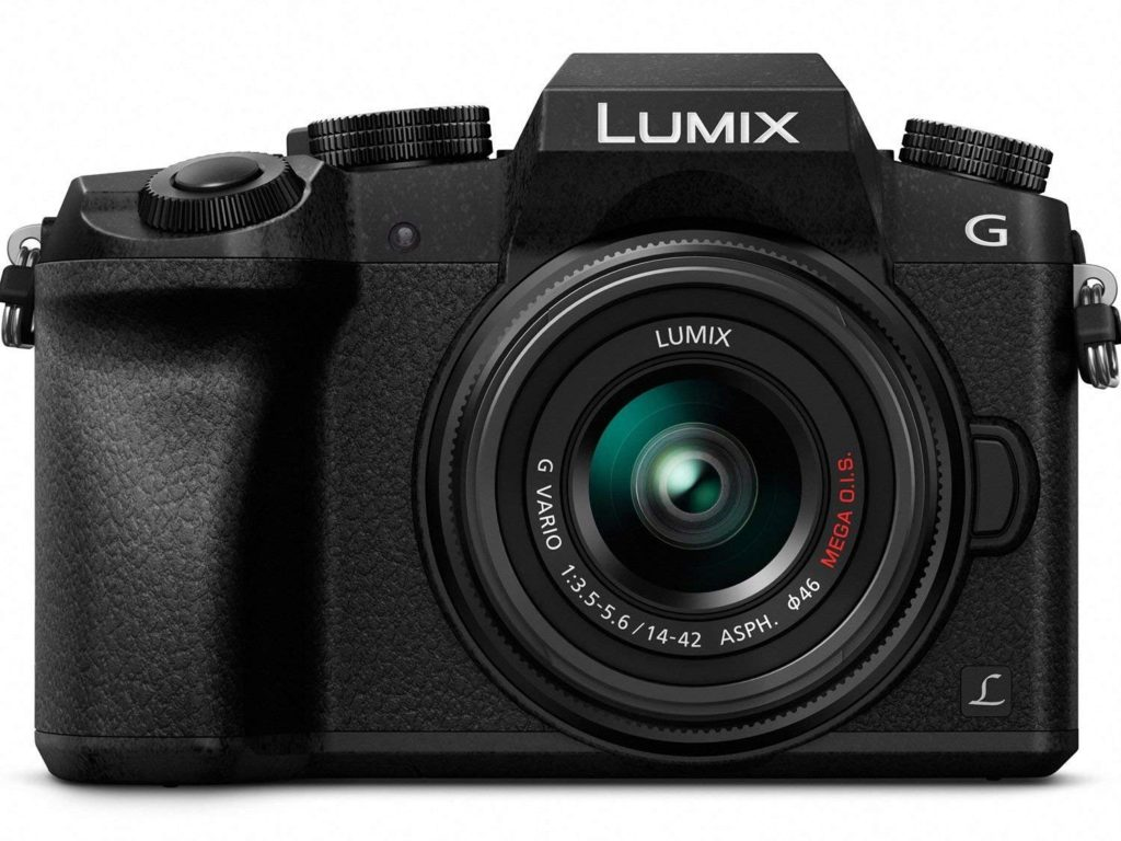 Panasonic Lumix G7 Camera