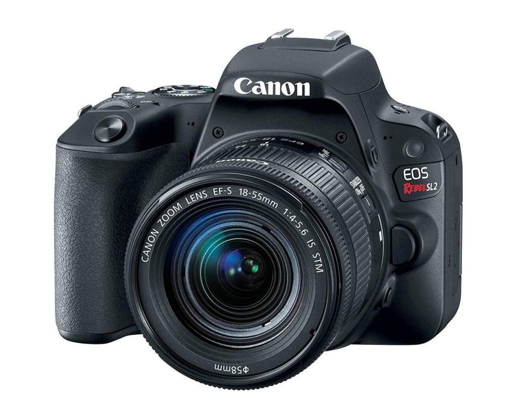 Canon SL2 Best Camera