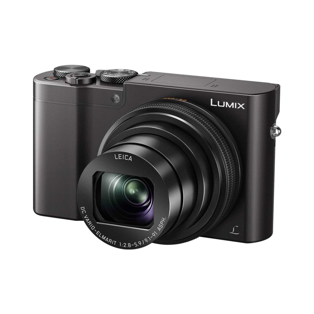 Panasonic Lumix ZS100 Top Camera