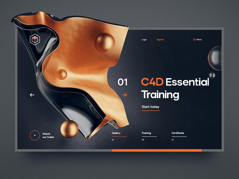 3d design trend