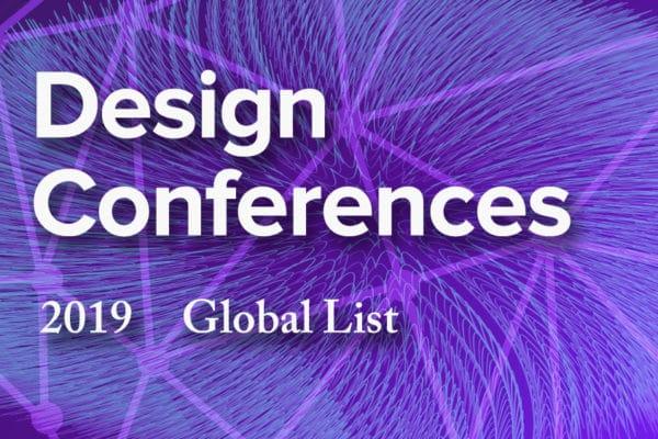 Design Conferences 2019