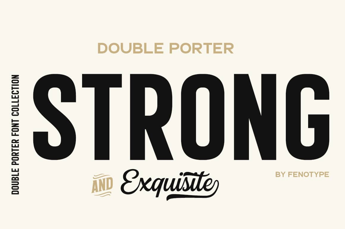 The Font Guru's Essential Library (320 Dynamic Fonts) - 99% Off
