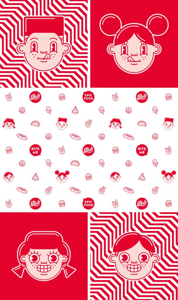 Logo Design Trend 2019: Fun & Lively