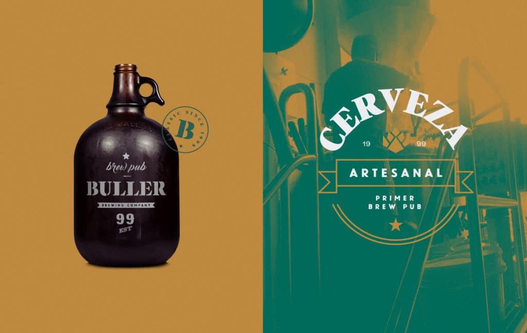 Buller Beer Vintage