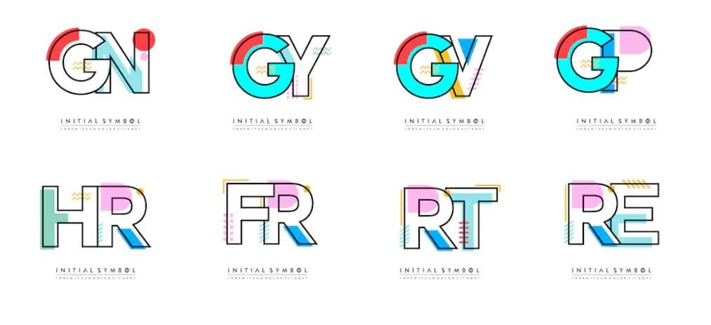 90s Logos