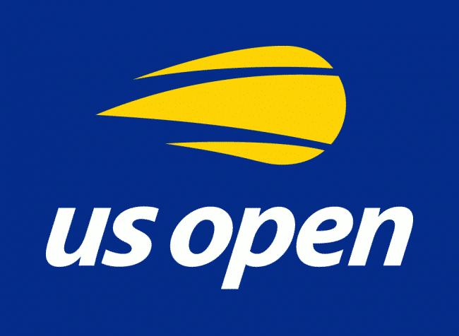 US Open Logo Negative Space