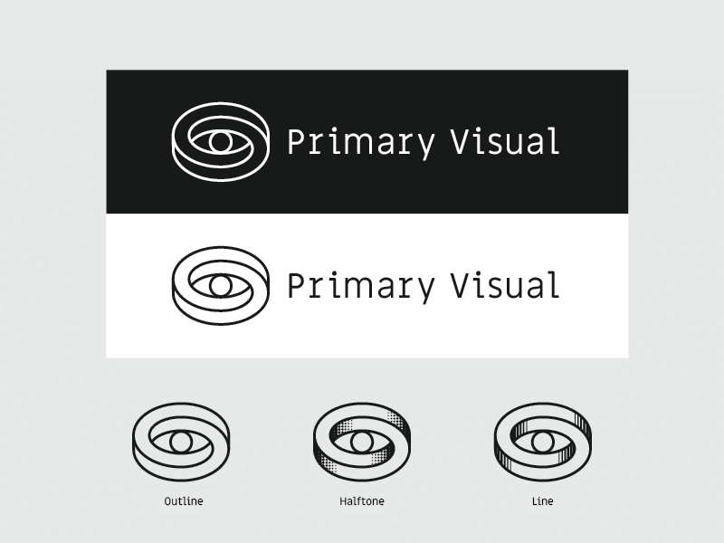 Optical Illusion Logo