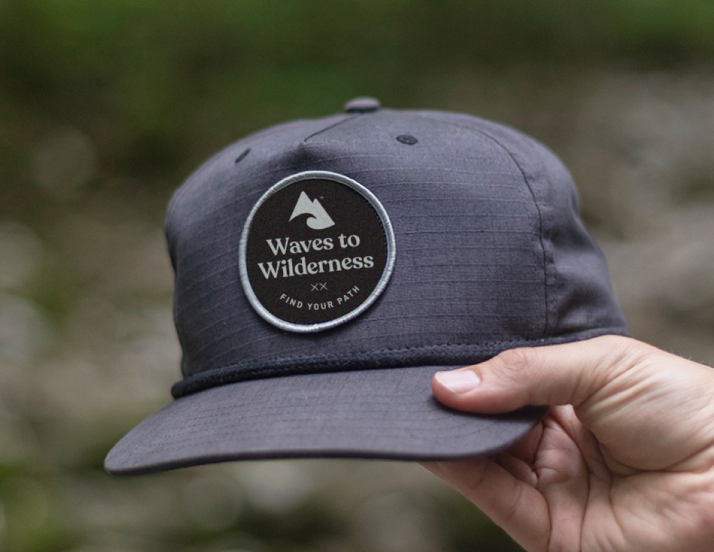 Waves to Wilderness Hat