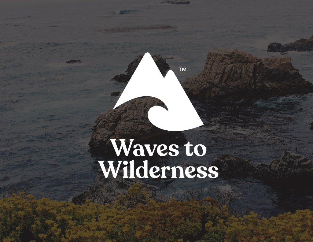 Waves to Wilderness Logo Final