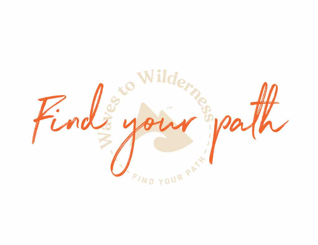 Find Your Path Tagline