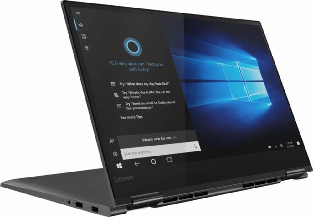 Lenovo Yoga Laptop for Designer