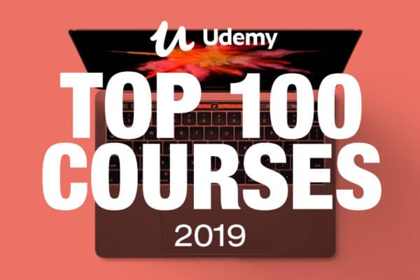 Top Courses on Udemy 2019