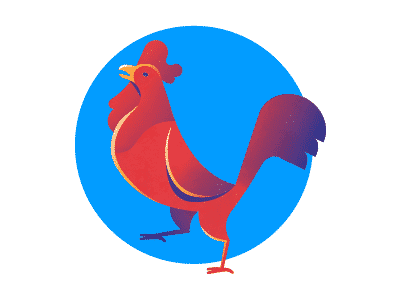 Hen/Rooster
