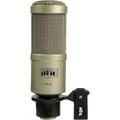 PR-40 Dynamic Studio Recording Microphone by Heil