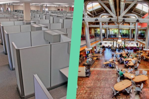 Coworking Space vs Office