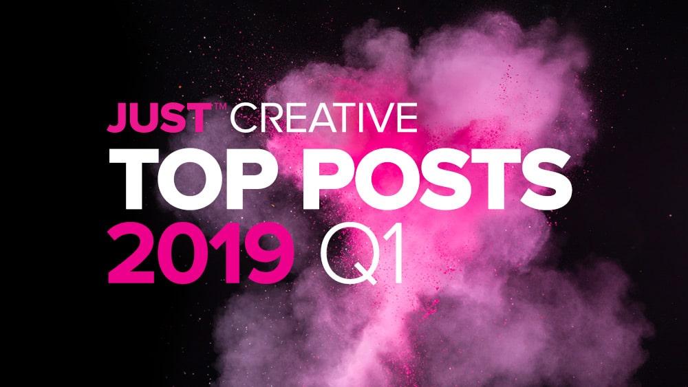 Top Posts of 2019 Q1