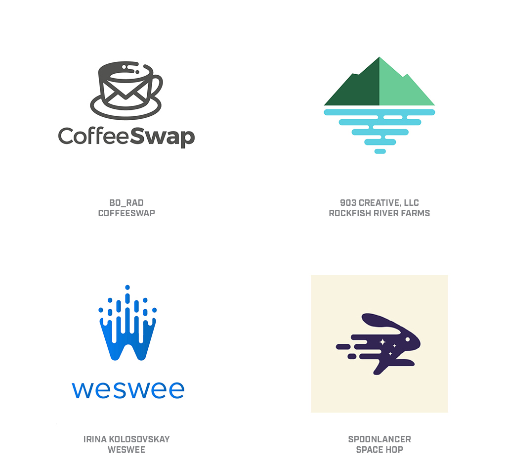 Morse Shade Logo Design Trend 2019