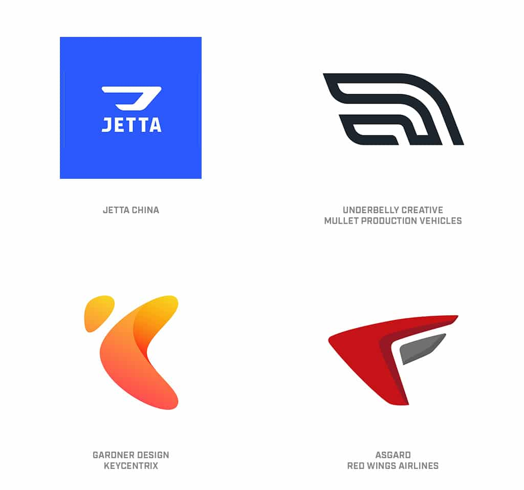 Wings Logo Design Trend 2019
