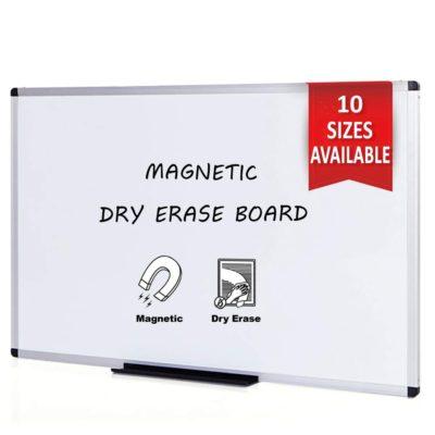 VIZ-PRO Magnetic Dry Erase Board