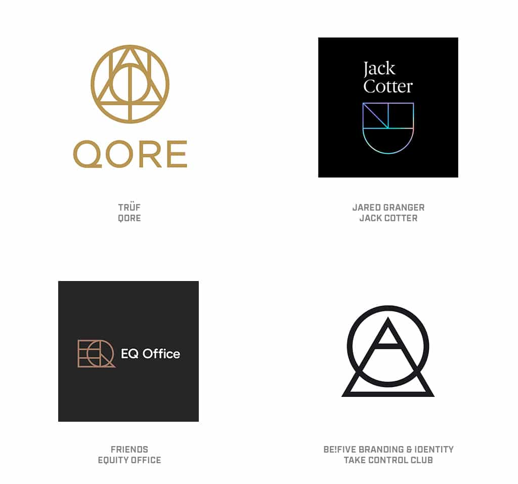 Spell Signs Logo Design Trend 2019