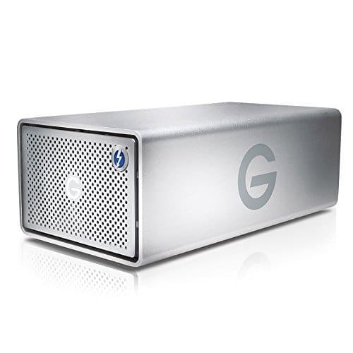 G-Technology G-RAID Thunderbolt 3