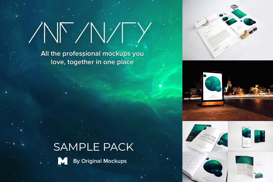 Branding Mockup Template Free Download