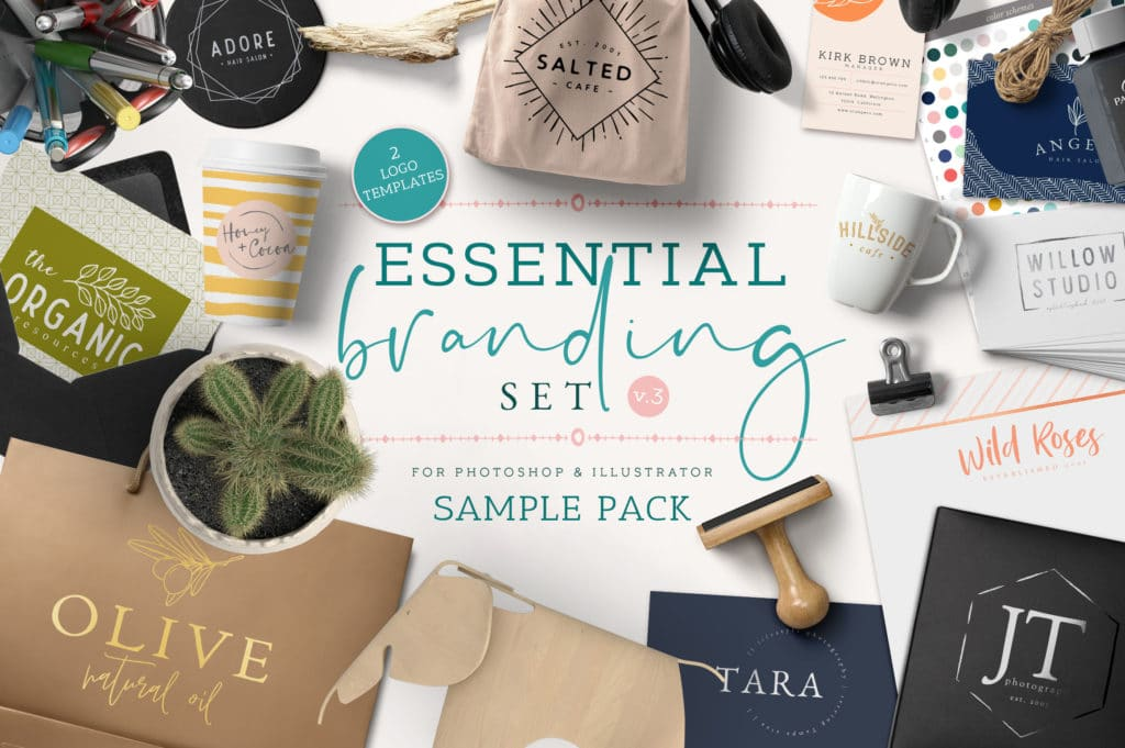 Essential Branding Kit Set Up Download