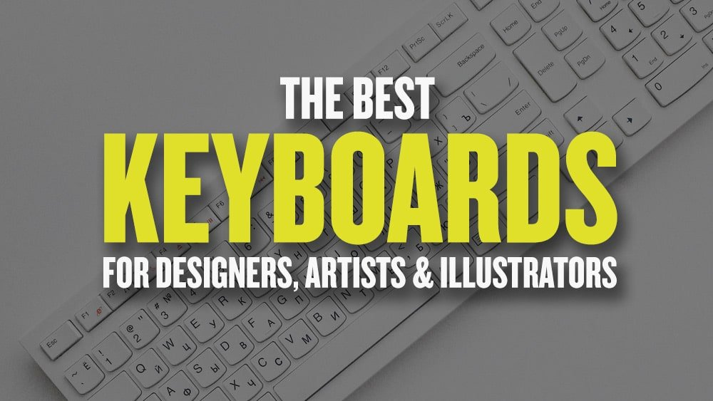 The Best Keyboards for Designers