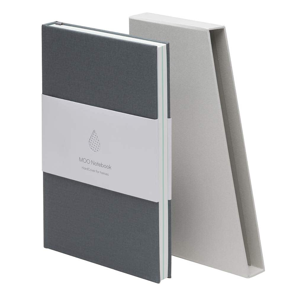MOO Hardcover Notebook