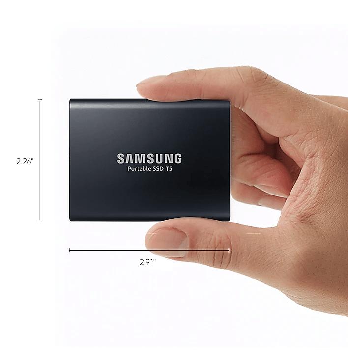 Samsung Portable Hard Drive
