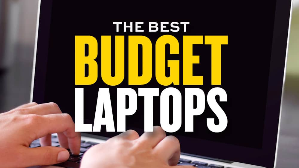 Best Budget Laptops for Designers & Creatives