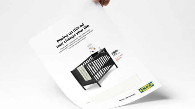 Best Creative Ad- Ikea
