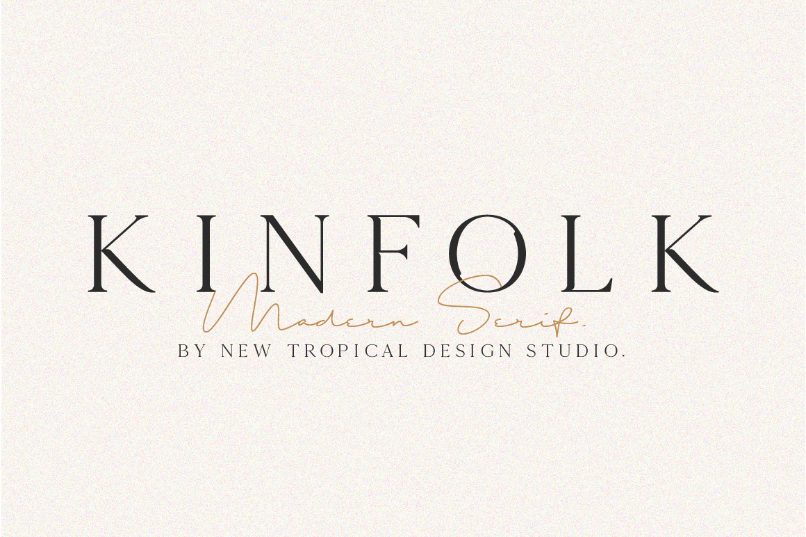 The Complete Eclectic Font Collection - Just $29 | JUST