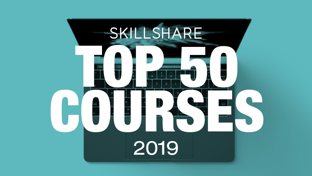 The Best Courses on Skillshare in 2019 (Sorted by Category