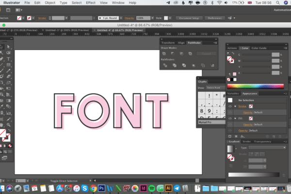 Fonts | JUST™ Creative