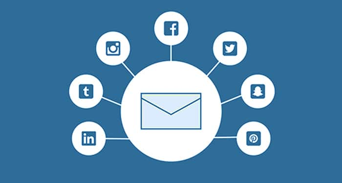 Email Marketing + Social Media