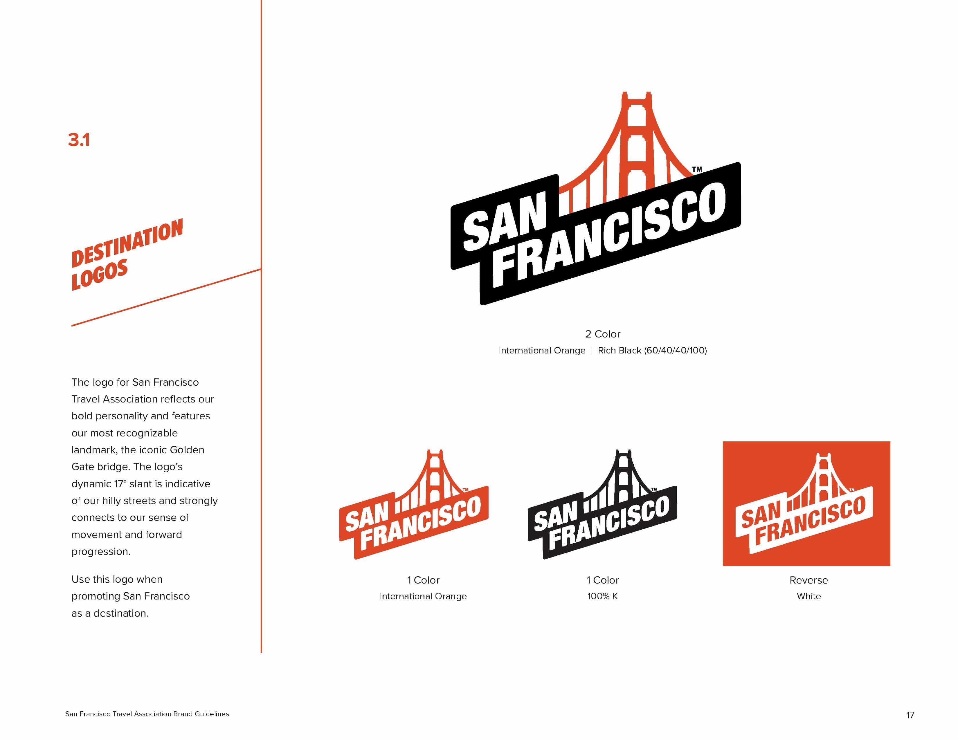 San Francisco Logos