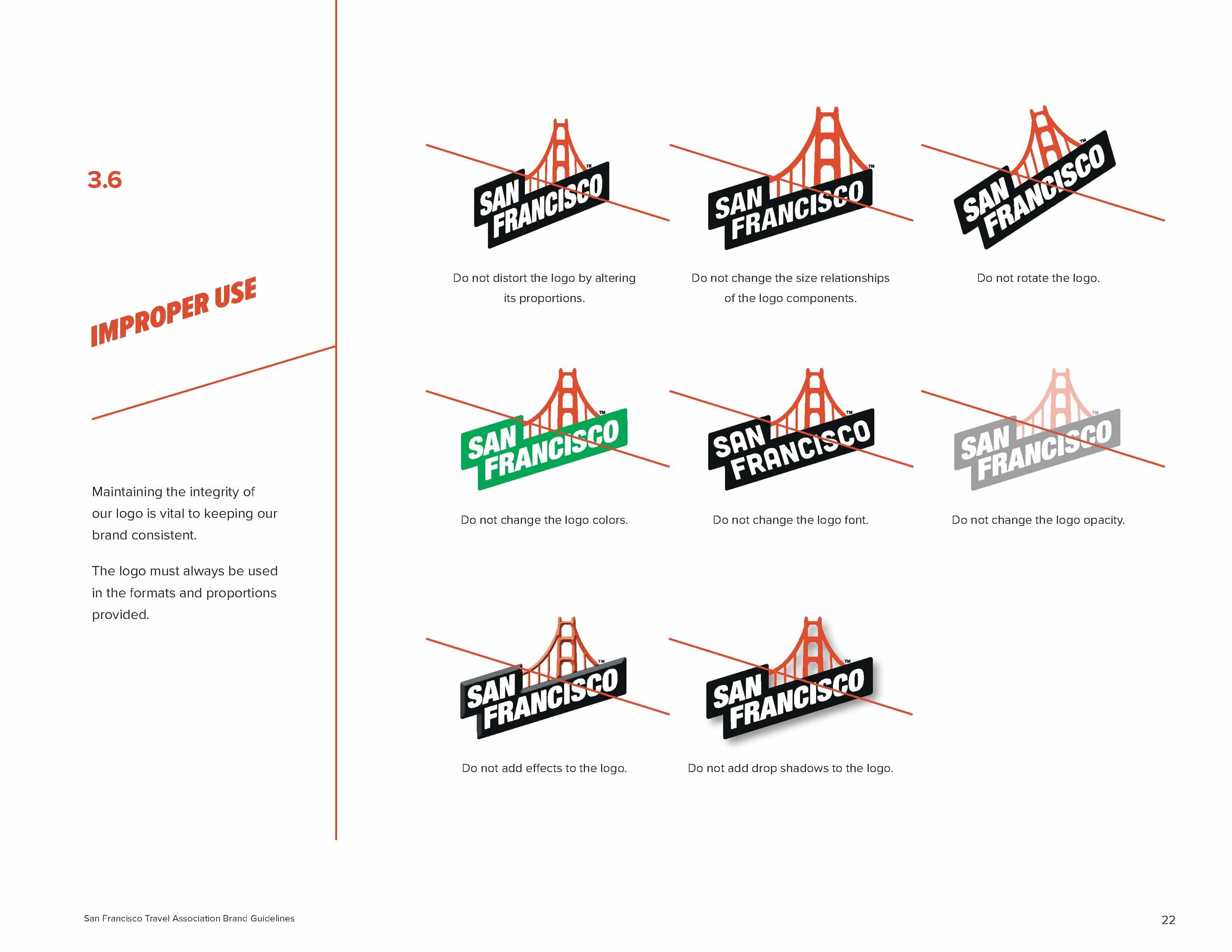 San Francisco Brand Book - Logo Miseuse