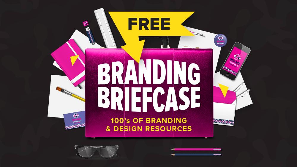 Branding Briefcase
