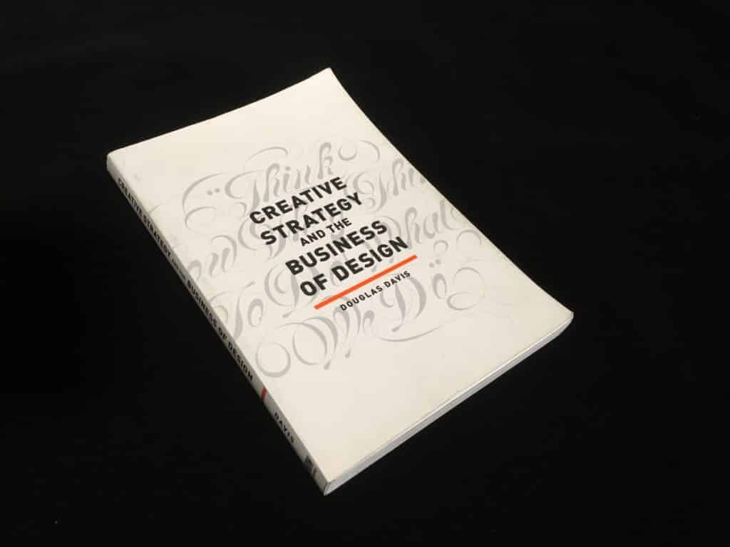 Creative Strategy and the business of design book