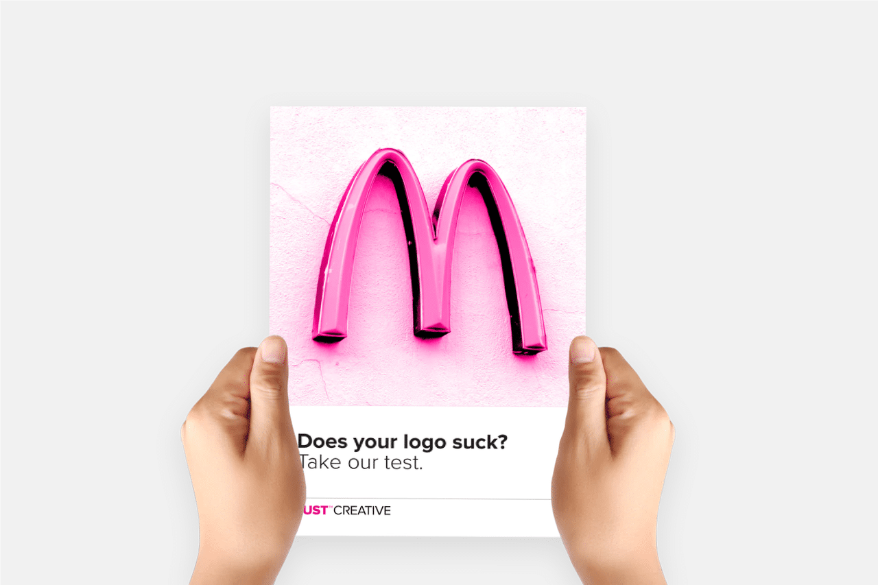 Does your logo suck?