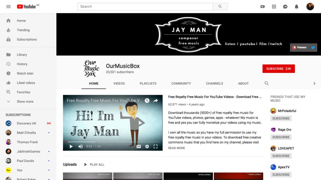 Jay Man
