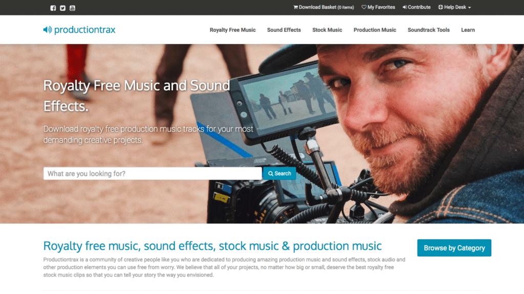 Top 10 Best Stock Music Websites | JUST™ Creative