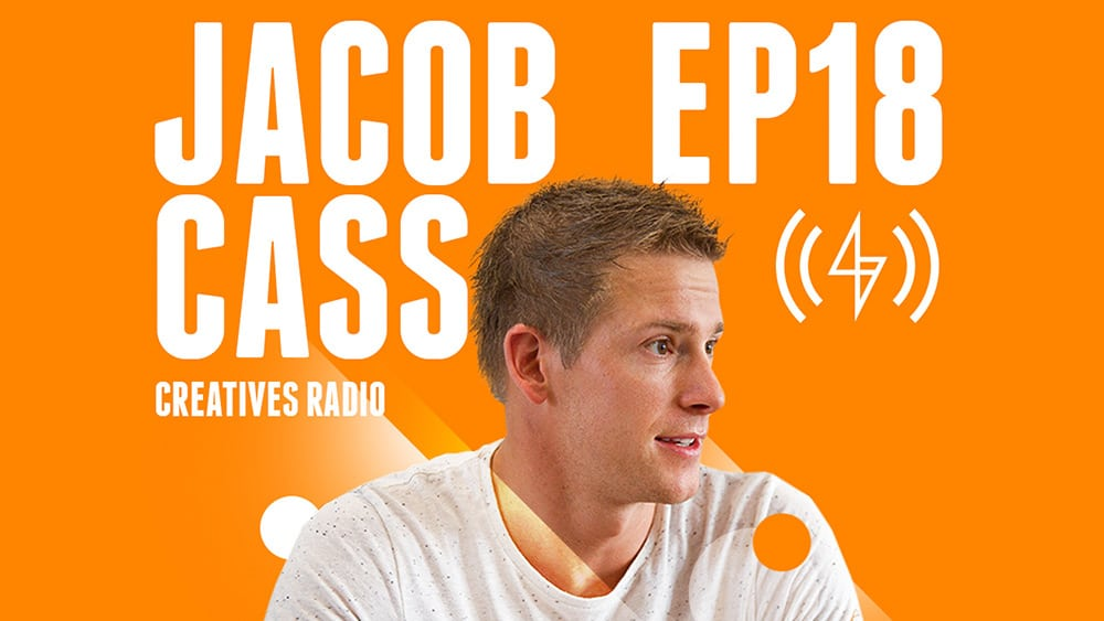 Jacob Cass on Creatives Radio