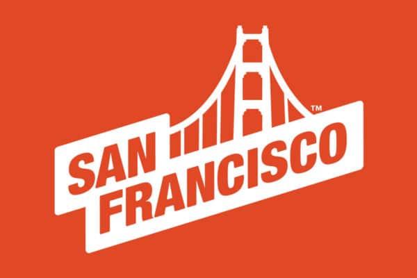 San Francisco Logo Reverse