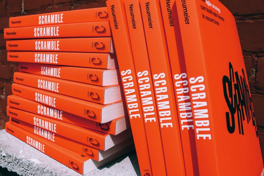Scramble - Sách chiến lược Marty