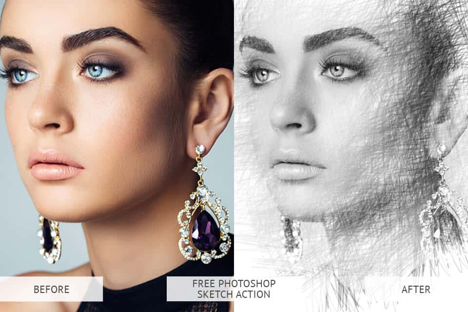 10 Best Free Photoshop Actions Just Creative