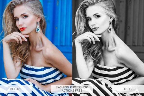 Fashion Photoshop Actions Free