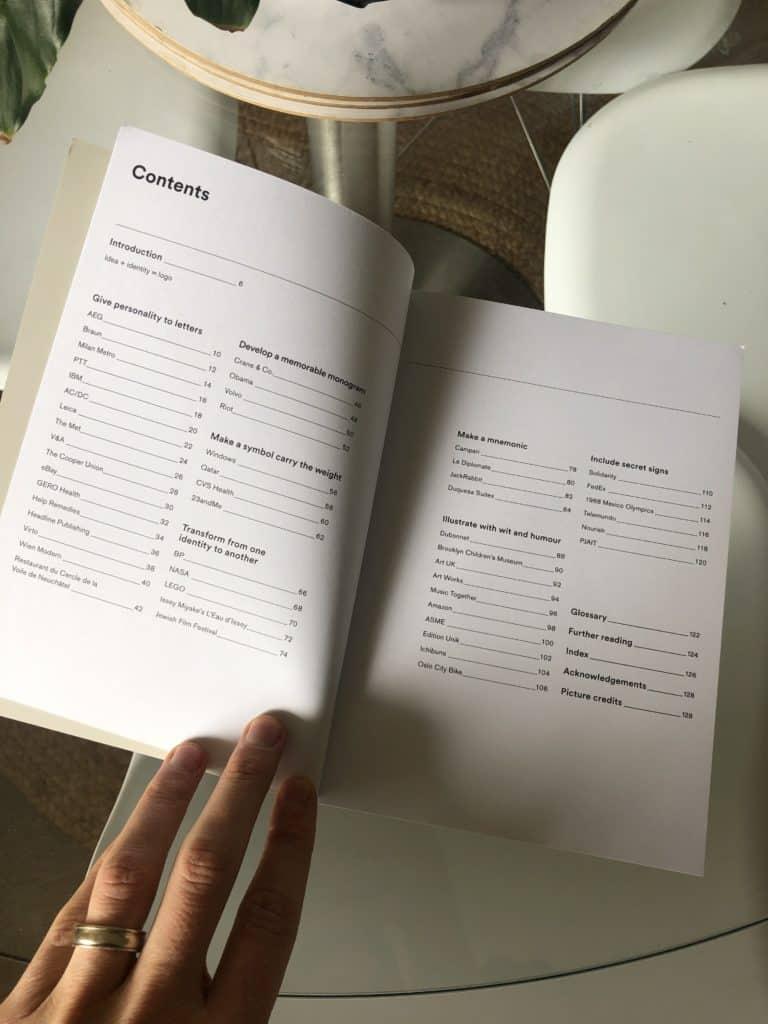 Logo Design Idea Book